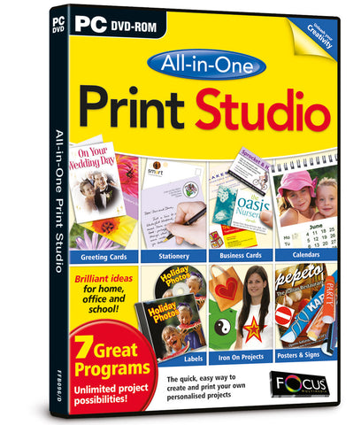 All-in-One Print Studio