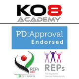 LIVE EVENT - KO8 ACADEMY CERTIFICATION