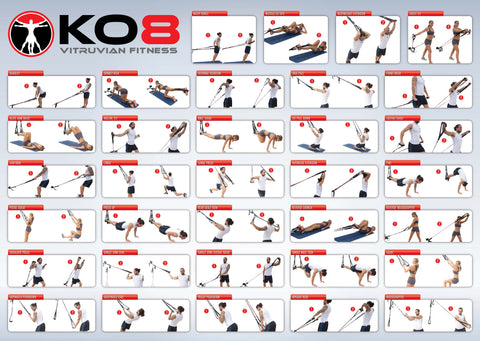 KO8 FUNCTIONAL TRAINING SYSTEM – KO8 Fitness