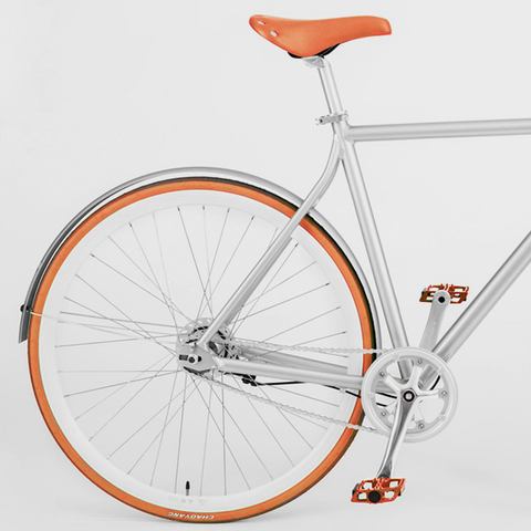 Vé Sport Bicycle Orange