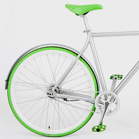 Vé Sport Bicycle Green