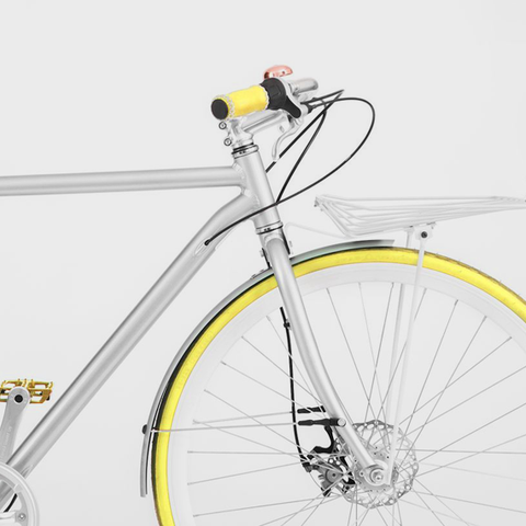 Vé Sport Bicycle Yellow