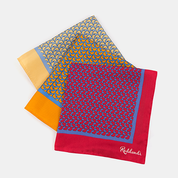 Africa Pocket Square