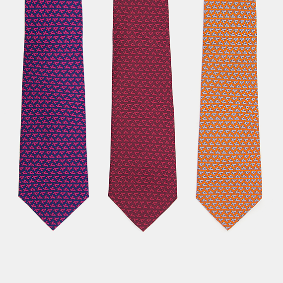 Middle East Silk Tie