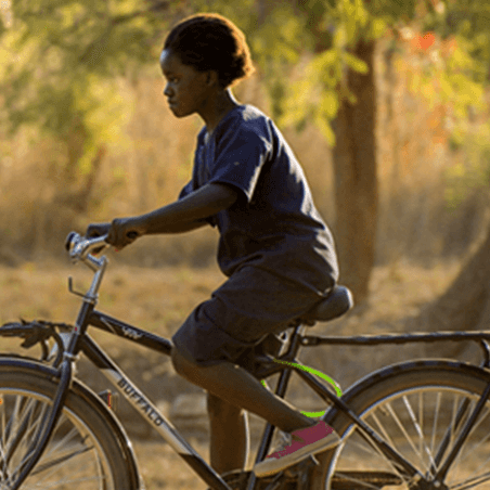 Meet Vélosophy <br> – <br> The brand making bikes <br> to donate bikes