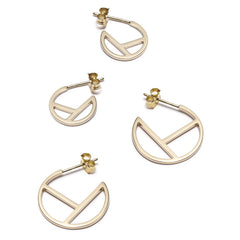 Boucles d'oreilles Trudel Earrings