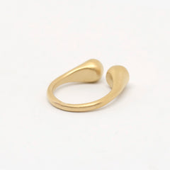Bague Teardrop Open Ring