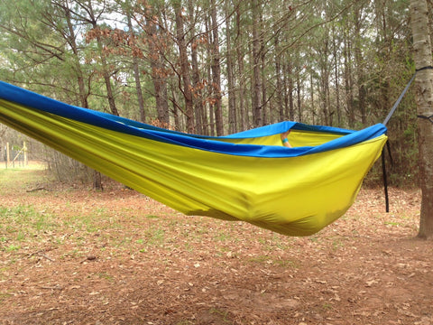 Hammock Upgrade Extended Length 11ft