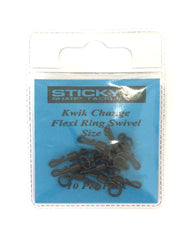 Quick Change Flexi Ring Swivels Size 8 & 11