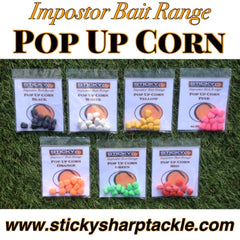 Pop Up Maize & Corn - Various Colours Available