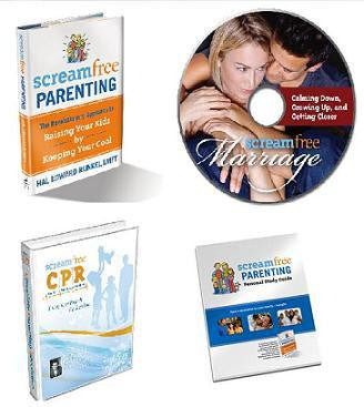 ScreamFree Parenting Military Starter Kit