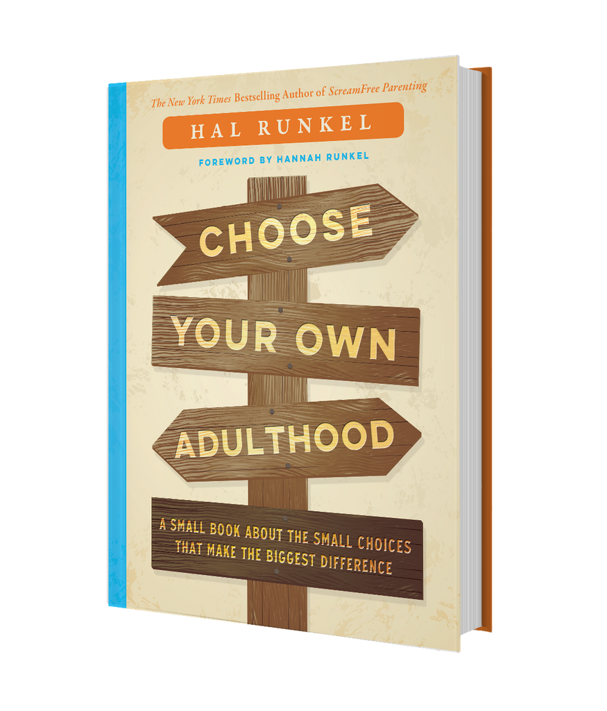 Choose Your Own Adulthood - Exclusive Personalized, Autographed Copy