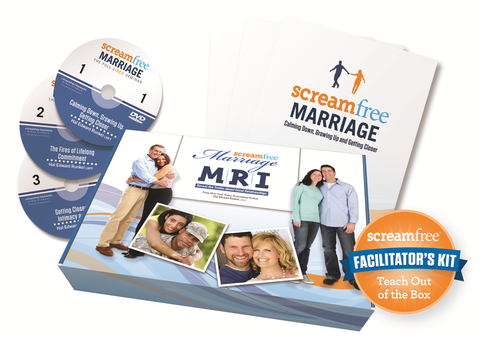 ScreamFree Marriage Teach Out of the Box Facilitator's Kit