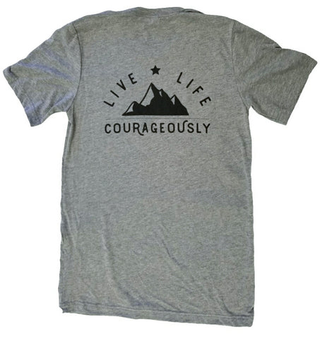 Live Courageously // TShirt