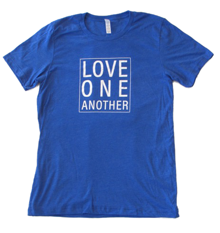LOA // Heathered Royal Blue