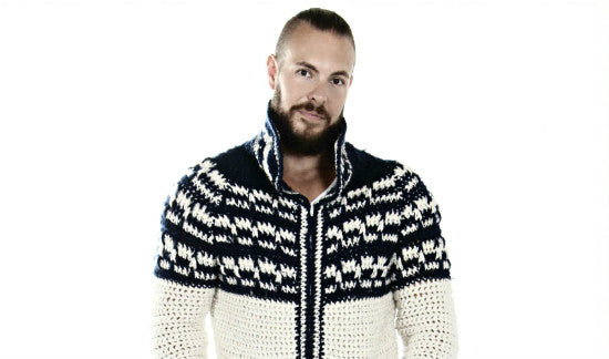 Men's Vintage Knits, Jumpers and Cardigans