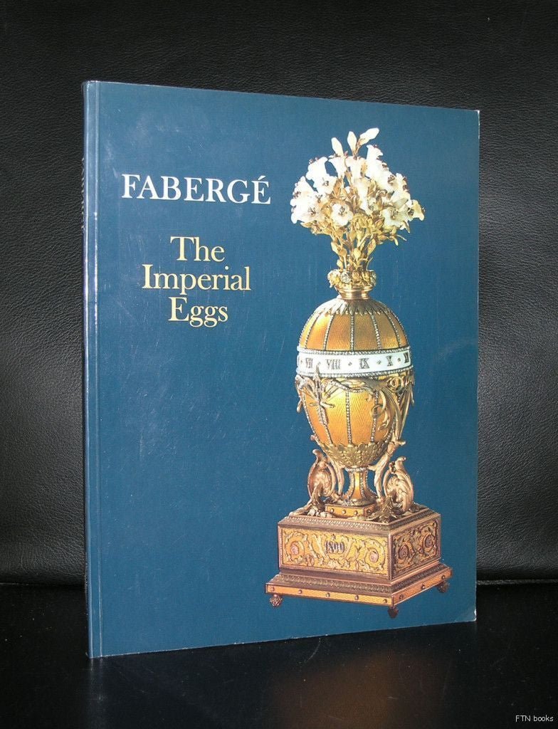 San Diego Museum # FABERGE , the Imperial Eggs # 1989, nm-
