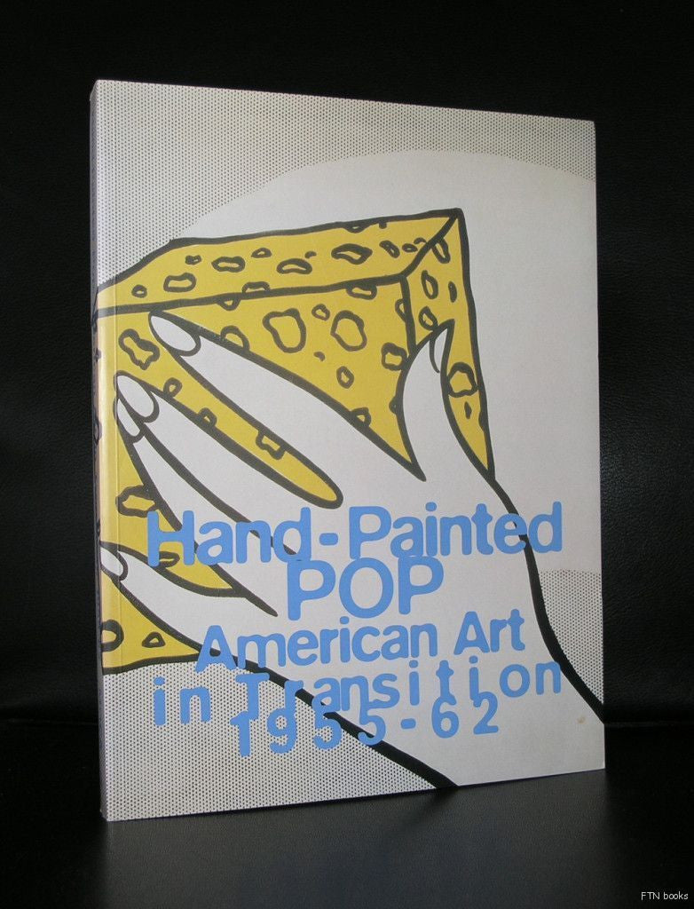 Rauschenberg, Lichtenstein ao.# HAND PAINTED POP # 1992, nm