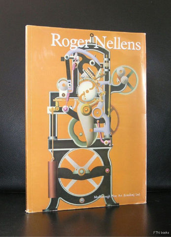Marlborough # ROGER NELLENS # 1976, nm-