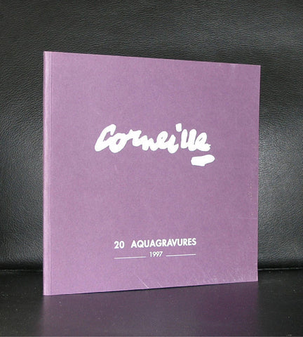 Jaski Art # CORNEILLE 20 Aquagravures# 1997, nm