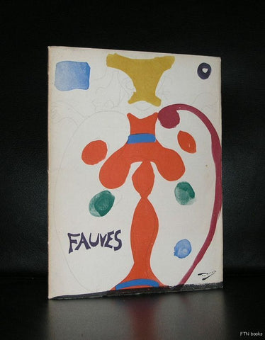 Museum of Modern art New York# FAUVES # silkscr.1952,nm