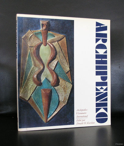 Archipenko # VISIONAIRE INTERNATIONAL # 1969, 1st, nm