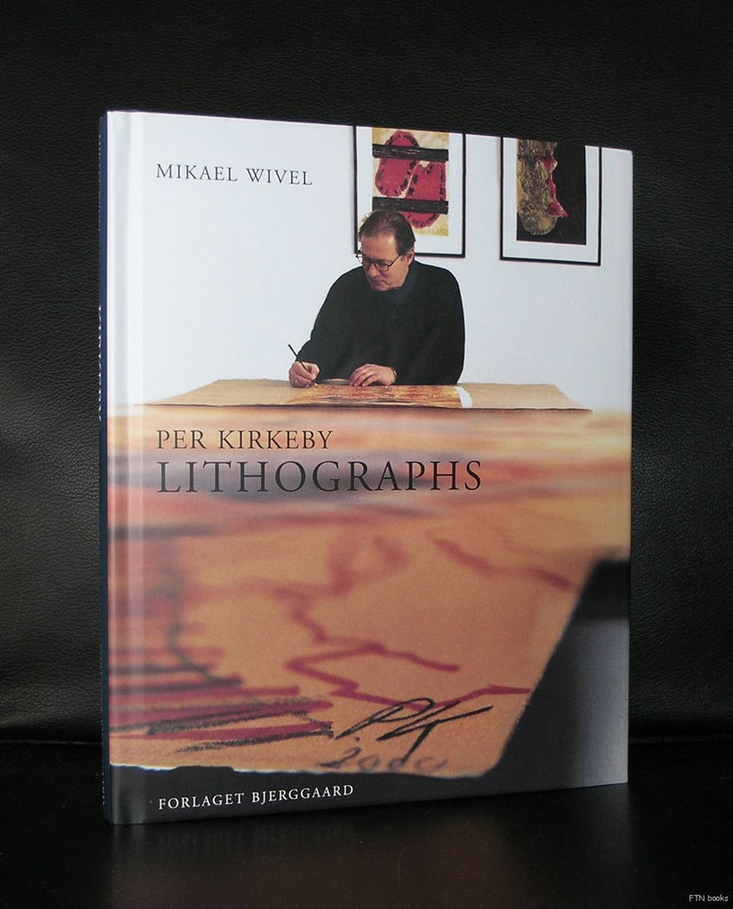 Bjerggaard # PER KIRKEBY, Lithographs, oeuvre catalogue # 2000, mint