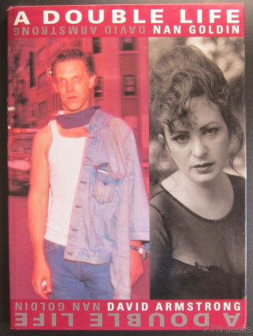 Nan Goldin and David Armstrong # A DOUBLE LIFE # 1994, NM/VG++