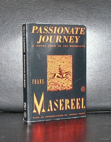 Frans Masereel # PASSIONATE JOURNEY # 1988, nm+