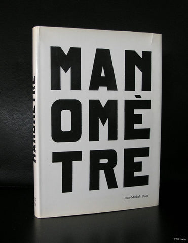 Schwitters, Nagy, Peeters ao. # MANOMETRE / complete# 1977, nm