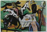 Marlborough # MAX BECKMANN # 1974, nm-