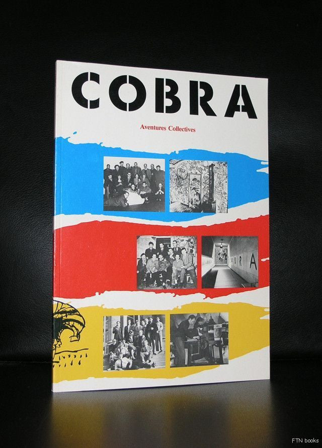 Frans Hals Museum#COBRA AVENTURES COLLECTIVES# 1984,nm+
