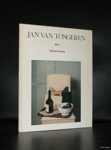 Adriaan Venema # JAN VAN TONGEREN # 1977, nm+