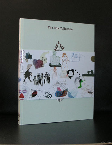 Helen Frik#the FRIK COLLECTION# 2005+ signed print,mint
