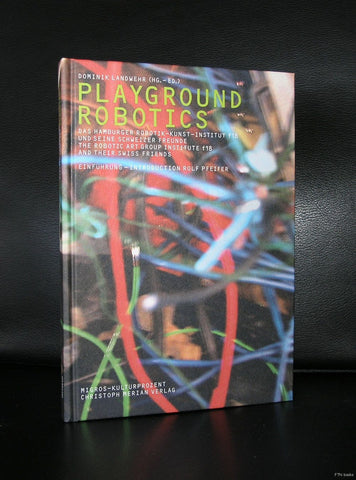 Dominik Landwehr, f18 # PLAYGROUND ROBOTICS# 2004, mint