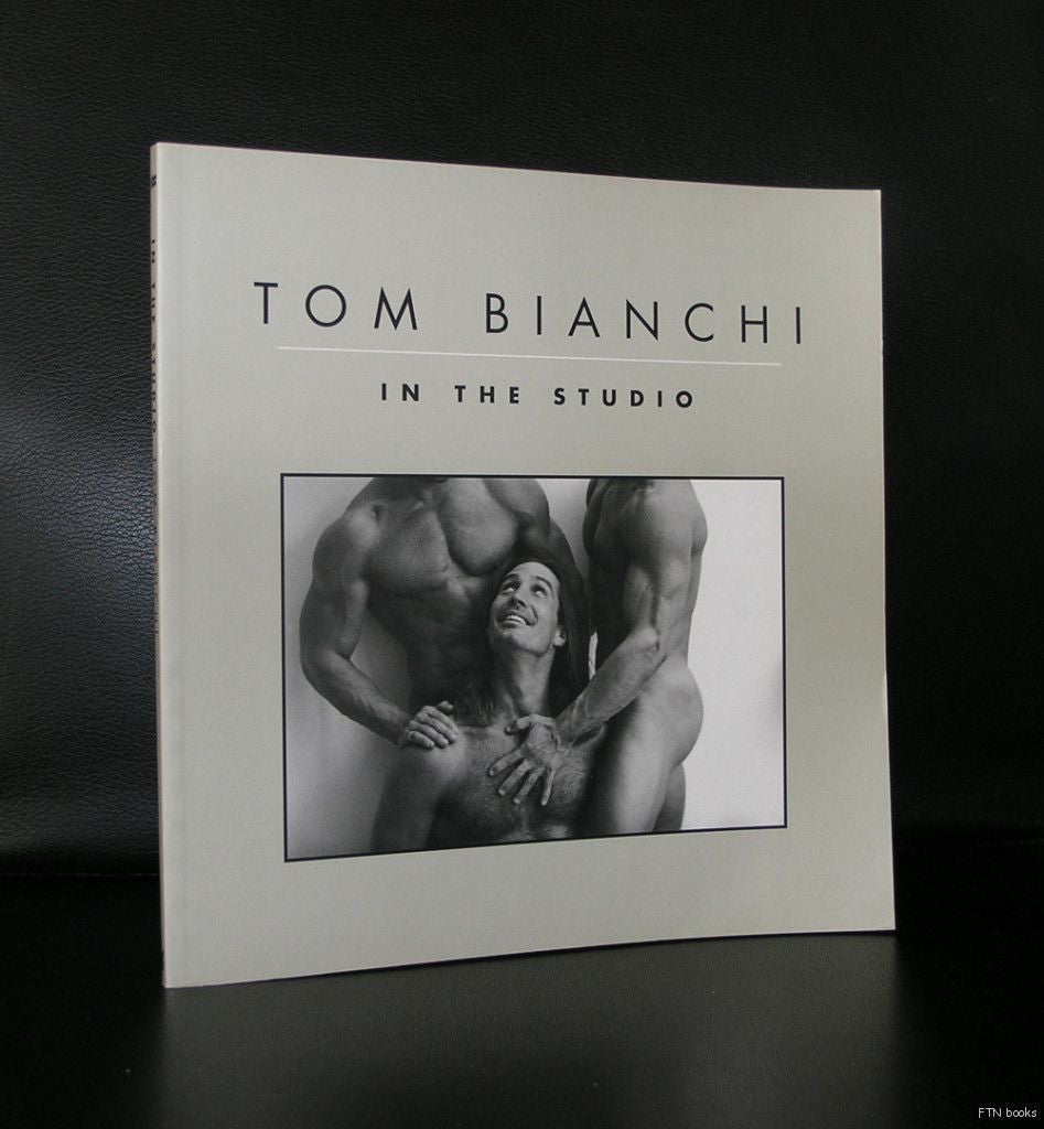 Tom Bianchi # IN THE STUDIO # 1998, nm+