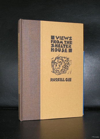 Russell Gee # VIEW FROM THE SHELTER HOUSE # 1997, signed, numb. 21, MINT