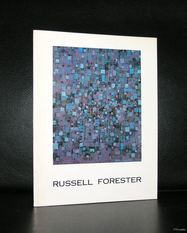 Everson, Sheldon art gallery # RUSSELL FORESTER # 1976, nm++