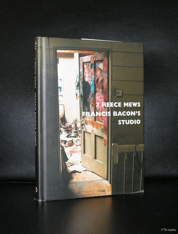 Francis Bacon # Studio# 7 REECE MEW's # 2001, nm++