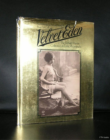 Richard Merkin # VELVET EDEN # collection of Photography # 1979, nm-