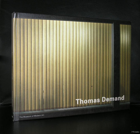 Moma # THOMAS DEMAND # 2005, nm+