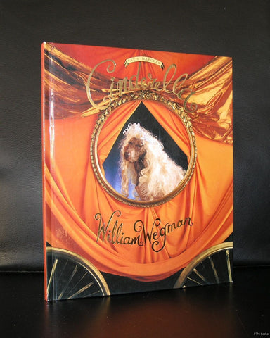 William Wegman # CINDERELLA # 1993, mint