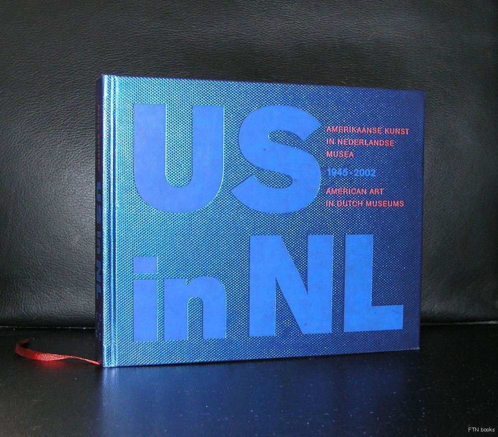 Centraal Museum#US IN NL, American art# + cd,2004, mint
