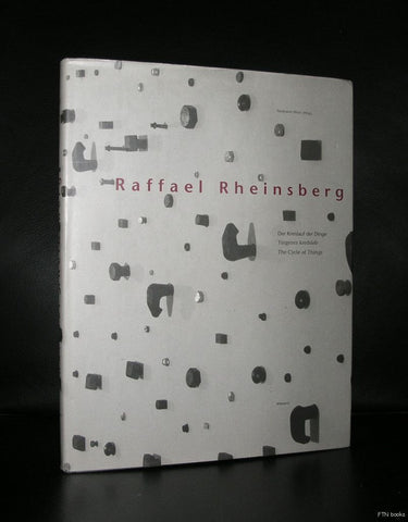 Raffael Rheinsberg # THE CYCLE OF THINGS # 1995, nm+