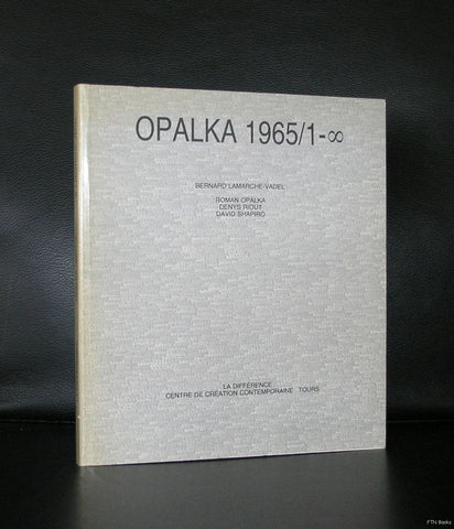 La Difference CCC Tours # OPALKA 1965 /1-oo # 1980, nm+
