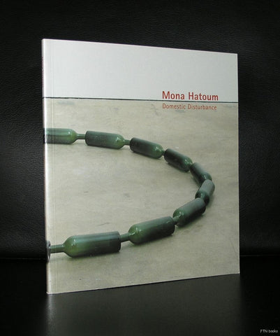 Mona Hatoum # DOMESTIC DISTURBANCE # 2000, mint-