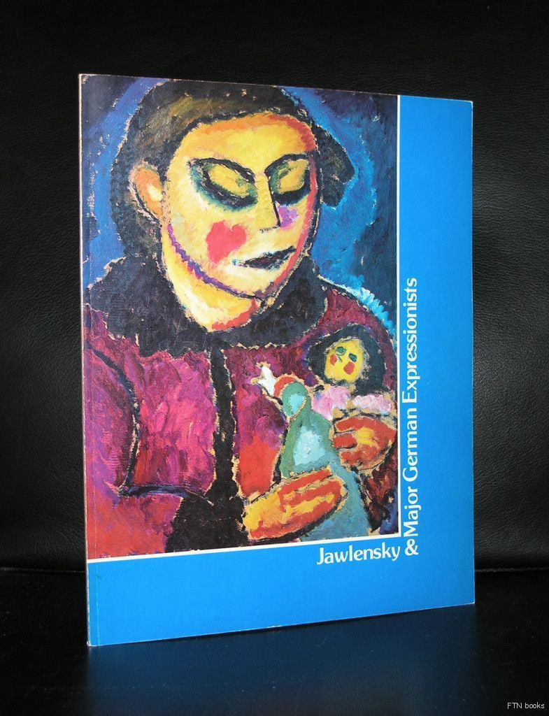 Leonard Hutton Galleries # JAWLENSKY & MAJOR GERMAN EXPRESSIONISTS # 1980, nm
