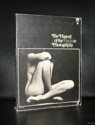 Clergue, Horvat, Brandt ao.# THE HISTORY OF THE NUDE in PHOTOGRAPHY# 1964, vg