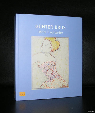 Gunter Brus # MITTERNACHTSROTE , Midnight Dawn # 2009, mint