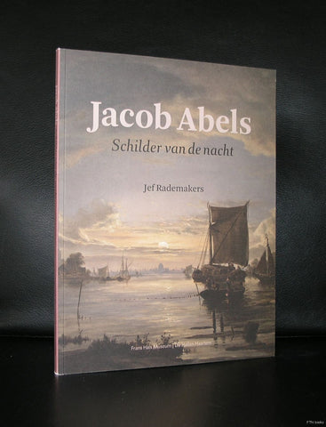 Jef Rademakers , Frans Hals Museum# JACOB ABELS # 2009,mint